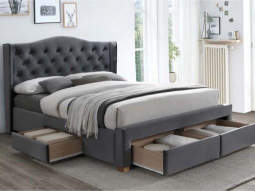 """Кровать """"Aspen II Velvet"""""""