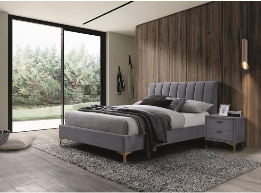 """Кровать """"Mirage Velvet"""""""